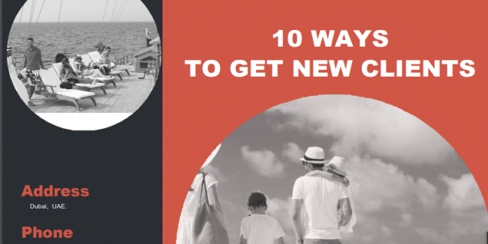 10 Ways To Get New Clients